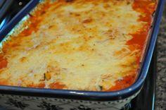 Low Carb Spaghetti Squash Casserole