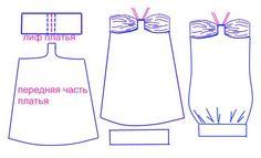 VALYS HANDMADE: BEACH DRESSES SEWING - TAILORING