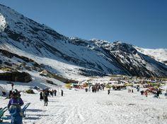 Kullu Manali in Himachal Pradesh