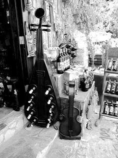 wine and music