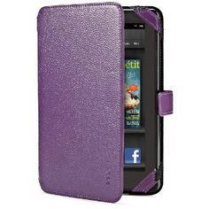 Belkin Verve Tab Folio for Kindle Fire, Purple -- 17% DISCOUNT for a limited time!--- http://www.pinterest.com.welik.es/5k