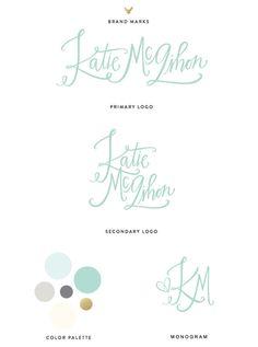 Katie McGihon Branding