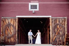 The Brooksby Farm Smith Barn is one of our favorite wedding venues for New England barn weddings...