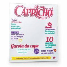 Espelho Capa da CAPRICHO - CAPRICHO