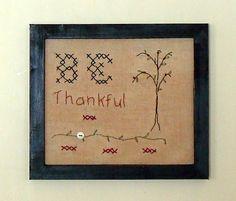 Primitive Sampler Be Thankful