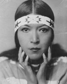 Molly Spotted Elk (b. 1903), Penobscot Tribe- A Native American Glamour Actress and dancer who gained success in New York and Paris in the 1920s and 30s in silent films.