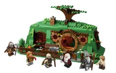 LEGO Bag End!!