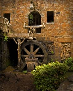 The Old Mill  ~