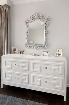 love this dresser! Could do this with Overlay's by Danika & Cheryle