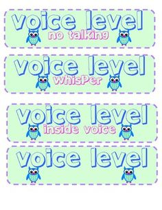 Owl Themed CHAMPS Conversation Cards