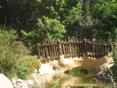 *Storybook pond