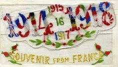 Military Memories 24: Postcards from Flanders #genealogy #familyhistory #militarymemori