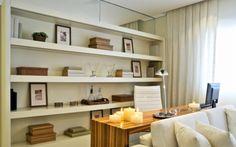 Home office #assimeugosto #decor #interiores #decoração #homedecor  #lifestyle #inspiração #arquiteturadeinteriores #decorblog #decoration