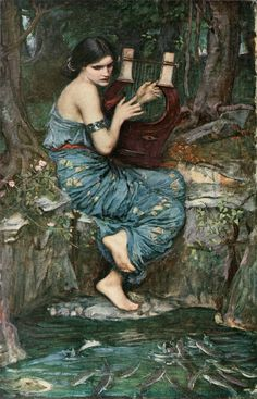 The Charmer (1911) - John William Waterhouse