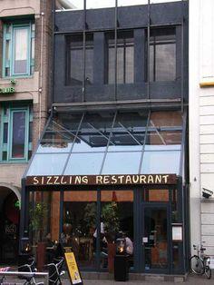 Restaurant Sizzling, Eindhoven, Noord-Brabant.