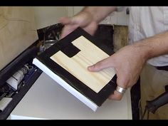 Home made Canvas Carrier Box For Acrylic Paintings - Acrylic Painting Tips