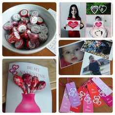 Great Valentine's Day craft ideas to make with an HP Envy x2 PC and an HP Photosmart Printer.