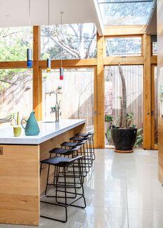 AngelucciGorman home via design files
