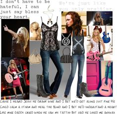 Concert style by audrey lynn cason on polyvore countri concert concert