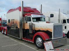 The Gambler 379 Peterbilt from the 2008 Mid America Truck Show