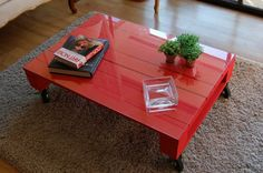 Table pallet