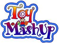 Toy Mashup - a lot of toy and game inventors (as well as others) are having fun with this. BarbieWire, Chew-plunk, Yo-Oreo, Scrabbled Eggs, i-Hop Ball, BanaGrams, TotWheels and more. Absolutely hysterical!