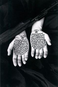 ... by Shirin Neshat. ☀