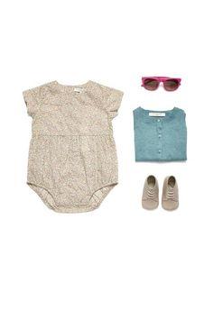 Summer playsuit |  Caramel Baby Child