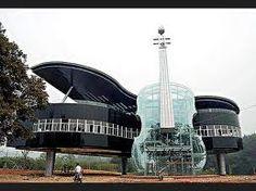 Debe ser armonioso vivir en una casa como ésta...