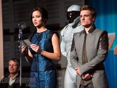 Ohhh! Catching Fire! :)
