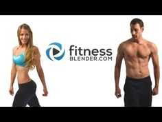 FitnessBlender.com - 100% Free Full Length Workout Videos Online