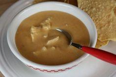 Copy Cat Chicken Enchilada Soup