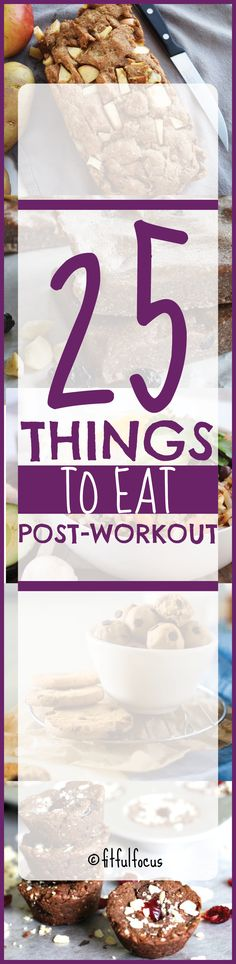 25 Things To Eat Pos