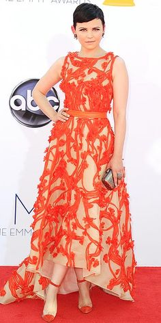Emmy Awards 2012 : People.com  Ginnifer Goodwin