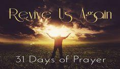 31 Days of Prayer for Revival