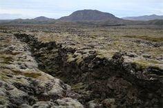 Almenningur lava fields