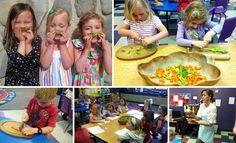 Food Revolution Day: Fruits and Veggies Class for Kids