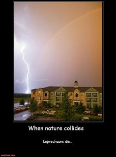 I get a kick out of this because I love weather (: