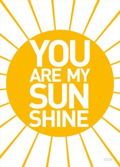 You are my sunshine crochet graph blanket pattern