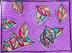 Fall, Foliage, and Fibonacci- integrating Math and Art