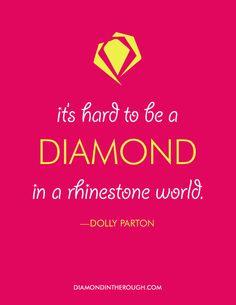 -Dolly Parton