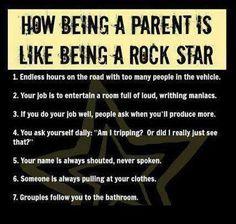Undercover Rock Star!!