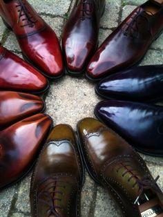 Corthay Shoe Circle