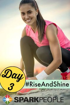 Happy Thursday, everyone!! Who's still going strong for Day 3 of our #RiseAndShine #challenge?? If you need fresh ideas for quick and #healthy #breakfasts, check out this page: http://recipes.sparkpeople.com/browse-results.asp?category=Breakfast#topresults | via @SparkPeople