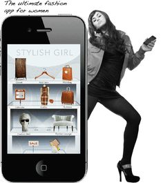 An app to create your own fashion store, your closet organizer and your outfit planner!!  Think Clueless! :) BRILLIANT!  If this works - it's on ;)