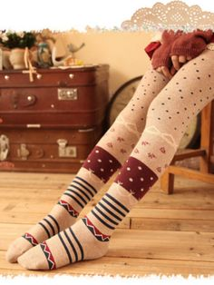 Mori girl winter tights $23 #asianicandy #kawaii #japanese #kstyle #asianfashion #sweet #style #mori