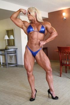female bodybuilder   Tumblr