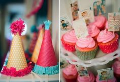 little shindigs blog  vintage baby first birthday party   party ideas http://www.frostedevents.com