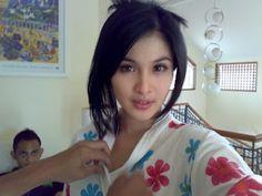 Cewek Cantik ABG bispak Gadis Beautifull Girls Photo: Sandra Dewi new ...  | #bandung #gadis #cantik #cewek