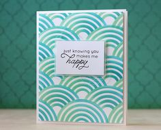 SSS~March card kit by L. Bassen, via Flickr